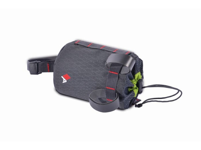 Acepac Fat Bottle Bag grey
